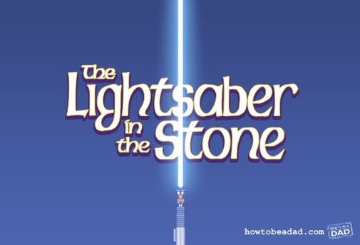 Disney Announces Possible Star Wars Film Titles The Lightsaber in the Stone