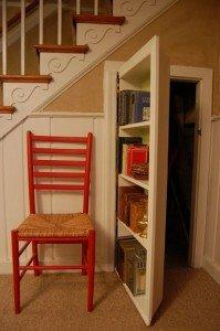 10 Kick-Ass Secret Passage Bookshelves