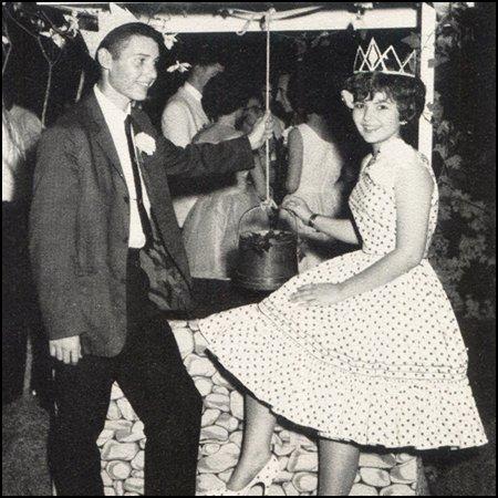 Vintage Prom Photos 1962