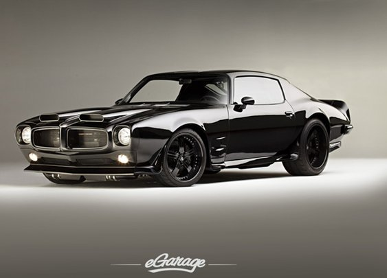 1970 Pontiac Firebird Custom
