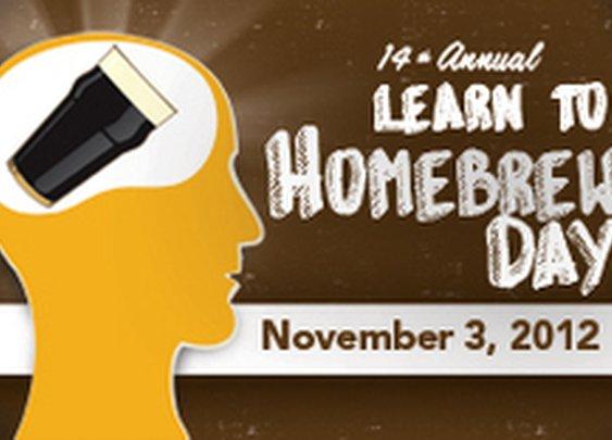 Homebrewers Association   News: AHA Learn to Homebrew Day