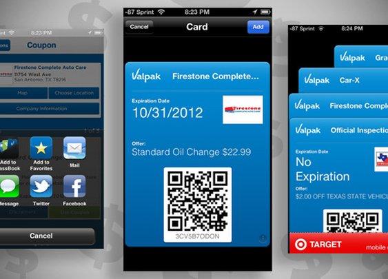 Lifehacker.com Updates: Valpak Fleshes Out Your iPhone's Passbook