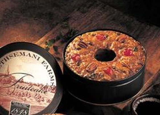 Gethsemani Farms Kentucky Bourbon Fruitcake