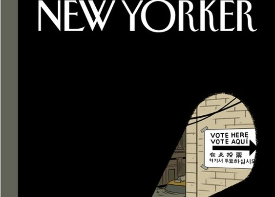 Cover Story: Hurricane Sandy and the Election : The New Yorker
