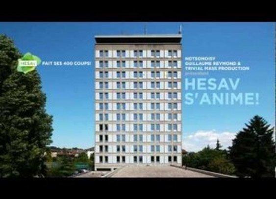 Animated Tower (HESAV s'anime!)