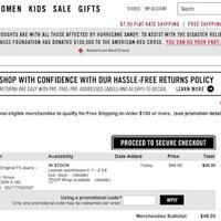 Leave Items In Your Online Shopping Cart to Get Random Coupons from Retailers