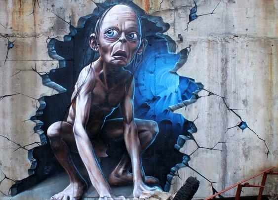 Incredible Street Art