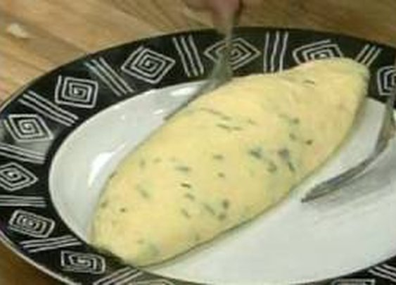 Jacques Pepin Country and French Omelette