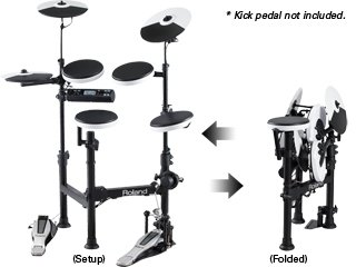 TD-4KP :: Products :: Roland