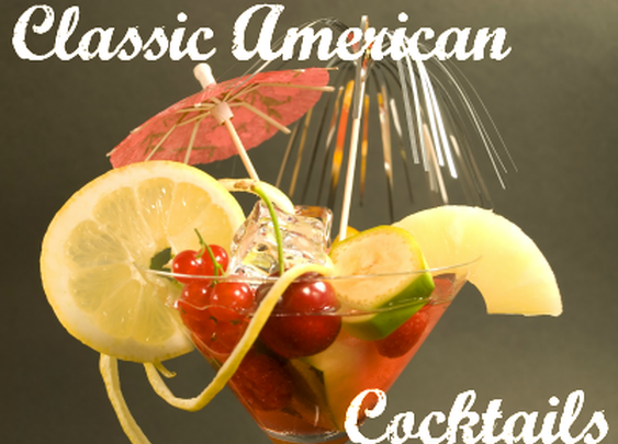 Classic American Cocktails | Sharpologist