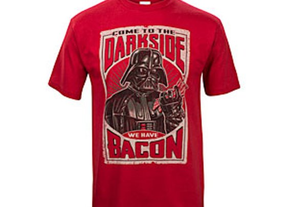 Come To The Dark Side We Have Bacon T-Shirt