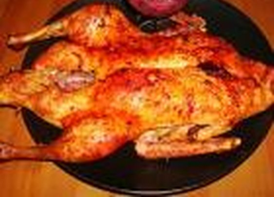Simple and Fast Roast Duck with Orange Glaze