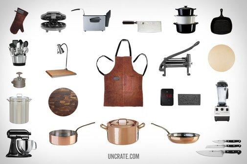 Essentials: Kitchen | Uncrate