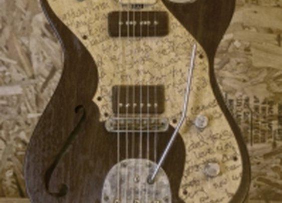 King Deluxe   Veritas Custom Guitars