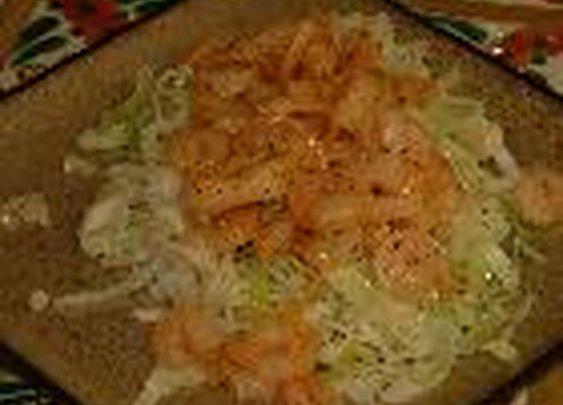 Spring Hill Ranch Chicken and Shrimp Stir-Fry