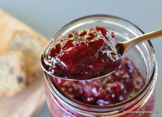 Something Edible on Video: An Easy to Make Cranberry Sauce You'll Never Get from a Can.