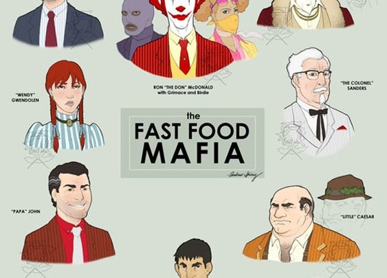 The Fast Food Mafia