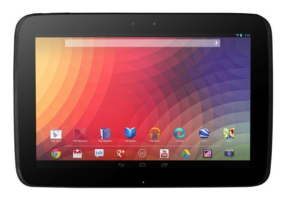 Google Nexus 10 Tablet - The Good Guys Corner