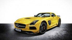 2014 Mercedes-Benz SLS AMG Black Series | LA Auto Show Preview