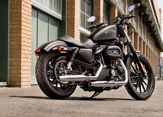 Sportster® Iron 883 XL883N | Custom Motorcycle