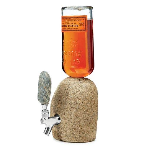Rock drink dispenser