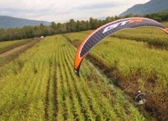 Paramotor Sky Racers - Parabatix - YouTube