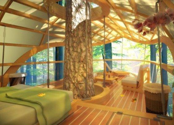E'terra Samara set to offer accommodation in the treetops