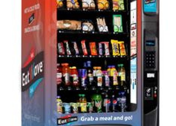EatWave vending machine serves up piping hot food