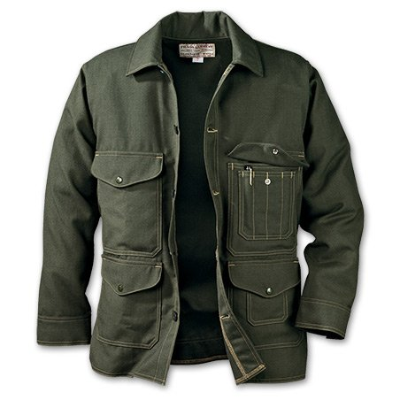 Forestry Cloth Cruiser No-16 | Filson