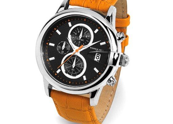 Hawk Eye Men's Orange (WATCH-2 COCCO ORANGE)