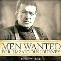 Men Wanted for Hazardous Journey