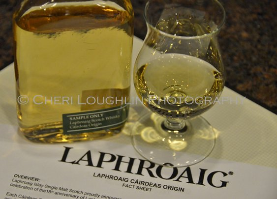 Laphroaig Islay Single Malt Scotch Whisky Cairdeas Origin