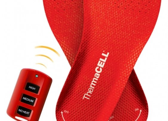 Heated Insoles Foot Warmer | ThermaCELL