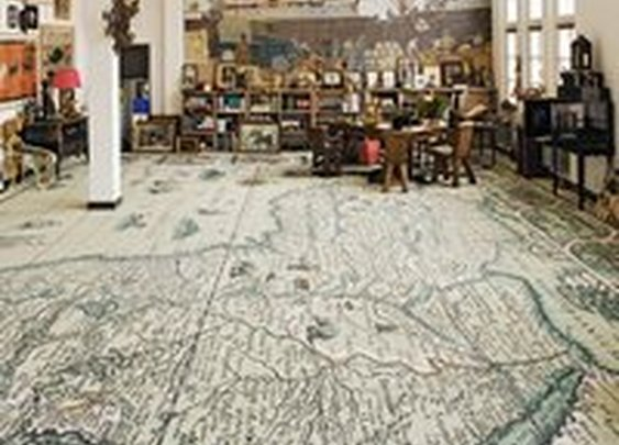 Fancy - Map Carpets by Area Pavimenti