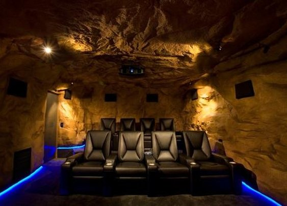 The Best Man Caves On Earth  | ZootPatrol.com