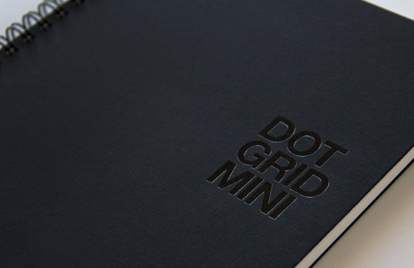 Dot Grid Book Mini on Creatives Outfitter