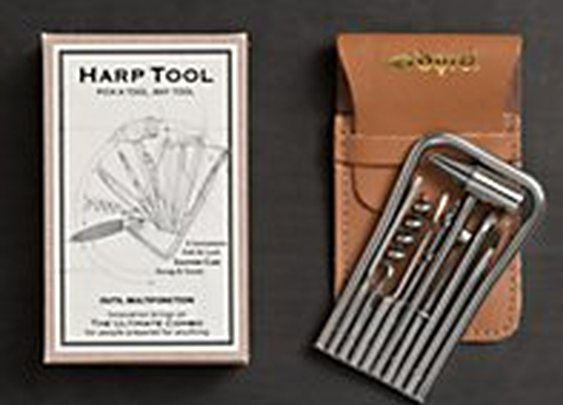 Fold Away Harp Toolkit | Stocking Stuffers | Restoration Hardware