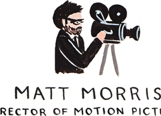 Matt Morris - Films - AmericanTintype