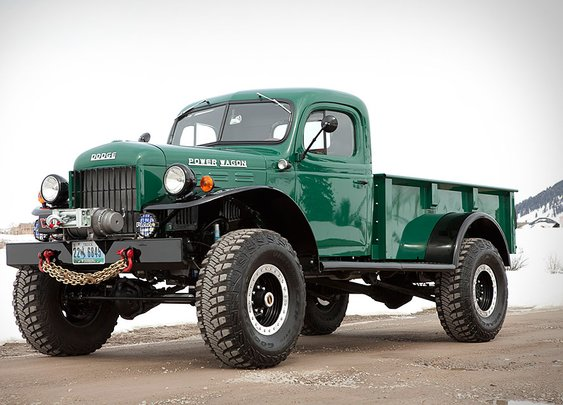 Legacy Power Wagon | Uncrate