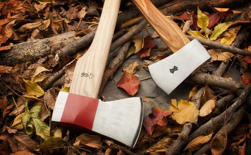 Swiss Army Surplus Axes | Uncrate