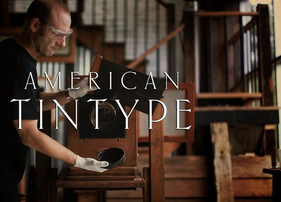 American Tintype: I Found What I Was Always Looking For