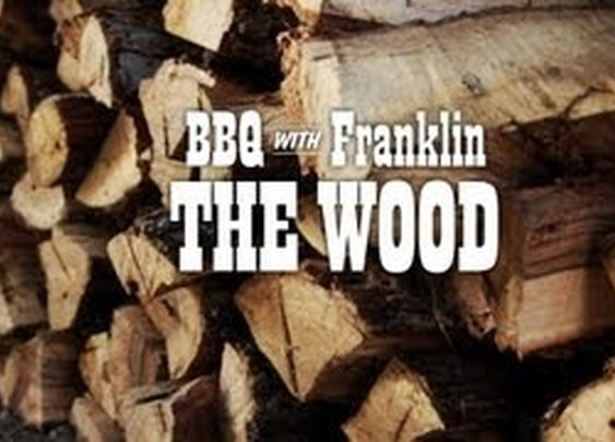 BBQ with Franklin: The Wood - YouTube