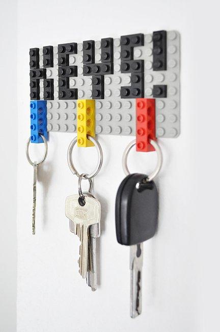 LEGO Key Organizer