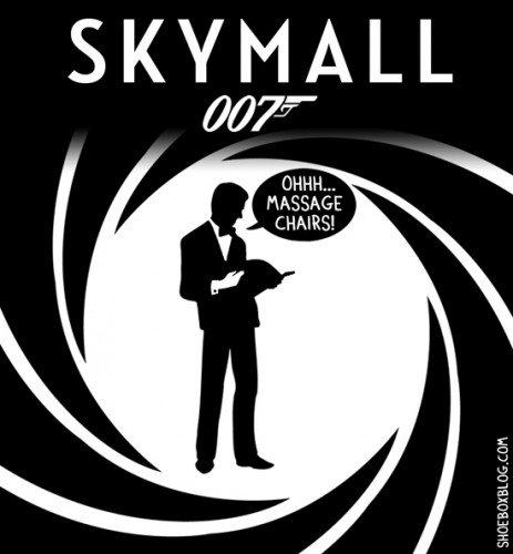 Rejected Bond Movie