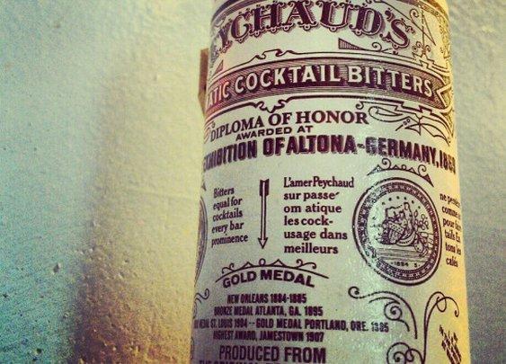 A Bottle of Bitters – Peychaud's Bitters