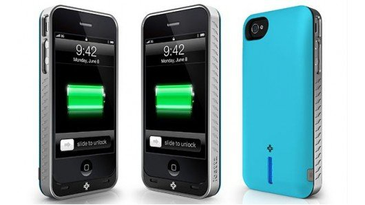 iBattz power-cases for iPhone feature interchangeable batteries