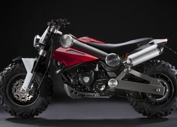 Does Brutus define a new genre of motorcycle?