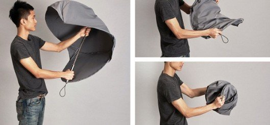 Rain Shield – a new take on the humble umbrella