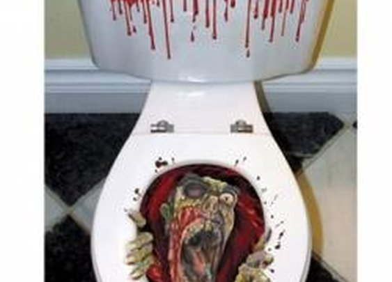 Toilet Seat Decals