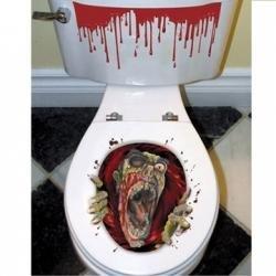 Toilet Seat Decals